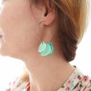 lei earrings